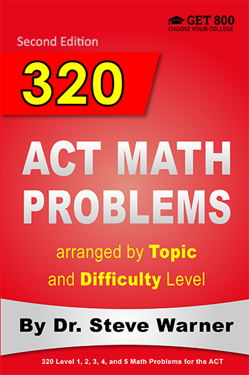 320 ACT Math Problems