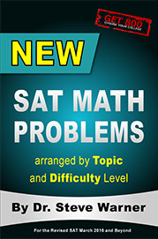 New SAT Math Problems