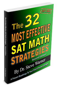 SAT Prep Book 32 Strategies
