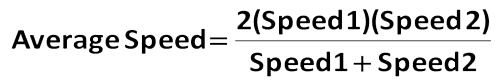 Harmonic Mean Math Formula